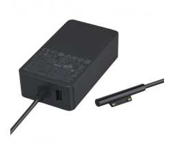 Microsoft Surface Pro 3  / Pro 4 - 15V 4A Laptop Charger